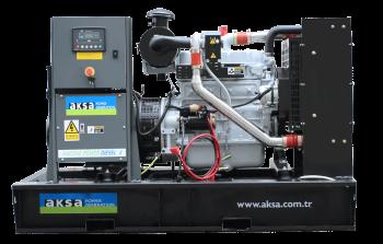 Дизельная электростанция AKSA APD 90A