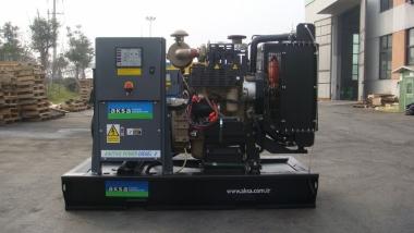 Дизельный генератор AKSA APD 43C