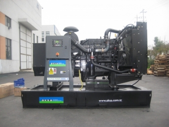 Дизельная электростанция AKSA AD 220